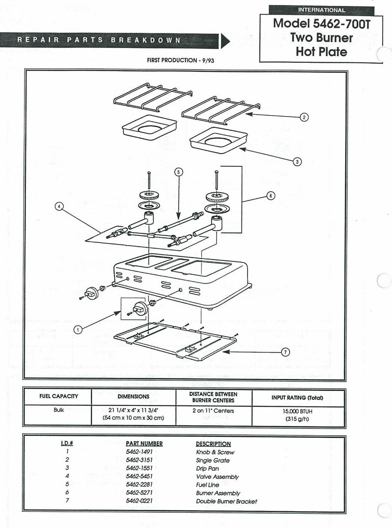 5462 700T oldcolemanparts com parts diagrams hot plate wiring diagram at readyjetset.co